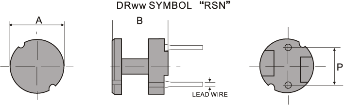 Draw Ferrite 